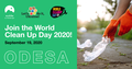 World Clean Up Day Odesa