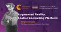 Dnipro Speakers' Corner: Augmented Reality. Spatial Computing Platform