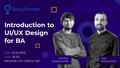 "Лекція ""Introduction to UI/UX Design for BA"""