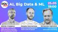 ML, Data Science, AI. DOU Live