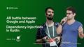 Android tech talk at Planeta Kino