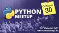 Первый Python Meetup в Николаеве