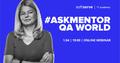 #AskMentor: all about QA World від SoftServe IT Academy
