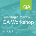 GlobalLogic Mykolaiv QA Workshop: Black Box Test Design Techniques