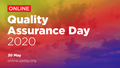 Online Quality Assurance Day 2020