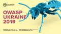 OWASP Ukraine 2019