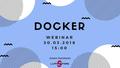 """Бесплатный вебинар """"Docker for profit and fun"""""""