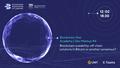 Blockchain Hub Academy | Dev Meetup #4: Blockchain scalability