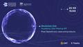 Blockchain Hub Academy | Dev Meetup #9: Post-Satoshi era: cases and products