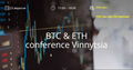Bitcoin & Ethereum conference Vinnytsia