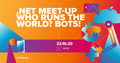 Meetup .NET with live coding session: Who runs The World? Bots!