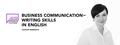 "Воркшоп ""Business Communication – Writing Skills in English"""