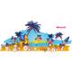 Microsoft Minicamp #6: Remix + Hawaiian Party