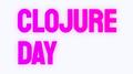 """Митап """"Clojure Day"""""""