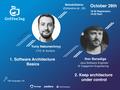 CoffeeJUG Offline w/ Yuriy Nakonechnyy & Ihor Banadiga