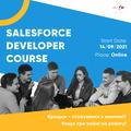 Курс Salesforce Developer 2021, від компанії Perevaga Technology