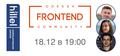 OdessaFrontend Meetup #14