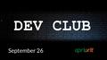 Apriorit Dev Club #44