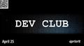 Apriorit Dev Club MeetUp #37