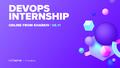 Cтажування DevOps від SoftServe IT Academy з можливістю працевлаштування