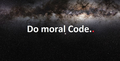 Do moral Code