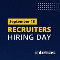 Intellias Recruiters Hiring Day