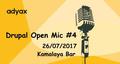 Drupal Open Mic #4