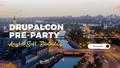 DrupalCon Pre-party Kharkiv 2017 + CodeSprint