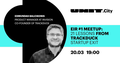 EIR #1 Meetup | 21 lessons from TrackDuck startup exit