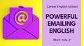 """Курс """"Powerful Emailing English"""""""