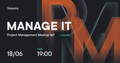 Manage IT: online meetup №1