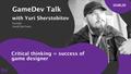 GameDev Talk with Yuri Sherstobitov. S01. E03