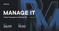 Manage IT: PM meetup №2