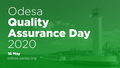 Odesa Quality Assurance Day 2020