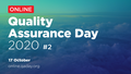 Online Quality Assurance Day 2020 #2