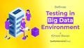 Вебінар: Testing in Big Data Environment