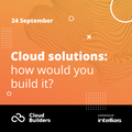 Free Build-up#2: Cloud Solutions: How Would You Secure IT?