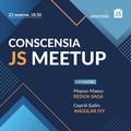 Conscensia JS Meetup