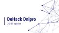 DeHack Dnipro. Хакатон з децентралізації