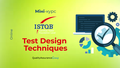 Міні-курс: ISTQB. Test Design Techniques