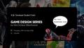 Gamedesign series