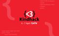 Kindhack Lviv 2019 - Charity Hackathon