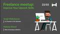 Freelance Meetup: UpWork