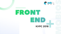 Курс Front-end разработки — школа IT технологий