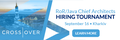 Java / Ruby on Rails Chief Architect Hiring Tournament