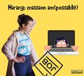 Бесплатный вебинар. Hiring: mission im(possible)