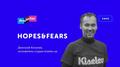 Hopes&Fears. Дмитрий Киселёв