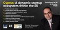 """Лекція на тему """"Кіпр: динамічна екосистема стартапів у ЄС"""""""