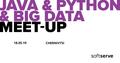 Java & Python & Big Data Meet-Up Chernivtsi