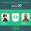 Functional Frontend #TechTalks @Lohika